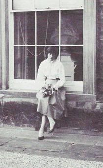 Lady Diana Spencer 1980 acting as a bridesmaid to her oldest sister (and former Prince Charles flame) Lady Sarah Spencer.