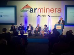 Ministro de Energía y Minas convoca al desarrollo minero sostenible para la gente