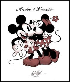 http://www.deviantart.com/art/Mickey-and-Minnie-579184007
