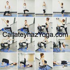 Secuencia de #yoga con #asanas para estirar las piernas con laguapisima Laura! https://callateyhazyoga.com/blog/secuencia-de-yoga-estirando-las-piernas-con-padangusthasana/