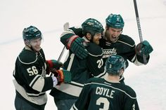 Minnesota Wild vs. Chicago Blackhawks: Fri, May 09 9:30 PM EDT - Click the GettyImages picture to access the Movoli game wall #NHLplayoffs