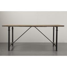 Renate Dining Table   Overstock.com
