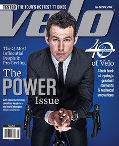 Velo Magazine August 2012: Mark Cavendish