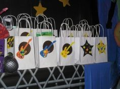 rockstar party bags