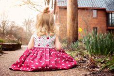 Isobel Baby Dress and Top Toddler Christmas Dress, Pinafore Dress, Amelie, Flutter Sleeve, Sewing Hacks, Baby Dress, Baby Girls, Bodice, Flower Girl Dresses