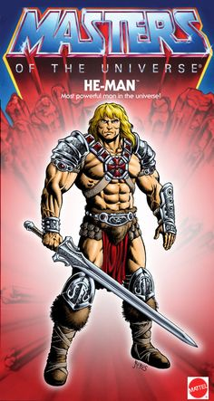 He Man - Most Powerful Man in the Universe 2012 by ~RubusTheBarbarian