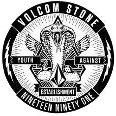 Killa Kobras Tee Graphic for Volcom jamiebrowneart.com