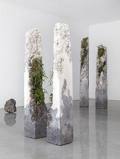 Jamie North, 'Terraforms', 2014. IMAGE CREDIT: Sarah Cottier
