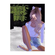 An awesome Virtual Reality pic! Art belongs to everybody and nobody. #imvu #game #avatar #selfie #cathear #gameselfieisstrongerthanmine #cute #picture #virtualreality #virtual #virtualavatar by chacha.imvu check us out: http://bit.ly/1KyLetq