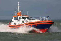 Modern Falmouth Pilot-Boat