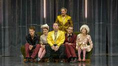 """Nestroys """"Liebesgeschichten und Heiratssachen"""" #Theaterkompass #TV #Video #Vorschau #Trailer #Theater #Theatre #Schauspiel #Tanztheater #Ballett #Musiktheater #Clips #Trailershow"""