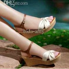 Wedges•Ready Size 36-40 Uk.Standart Indonesia