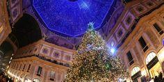 Luminarie e luci di Natale a Milano