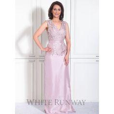 White Runway,Tamie Dress