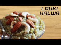 Lauki ( bottle gourd) Halwa - Delicious Dessert Recipe Lauki halwa / doodhi halwa is a lip smacking sweet dish, grated lauki or bottle gourd is sweetened and cooked in milk and garnished with dry fruits. Watch this superb video by readysteadyeat and comment below.    Subscribe : http://www.youtube.com/subscription_center?add_user=readysteadyeat  Facebook - https://www.facebook.com/ReadySteadyEat?ref=hl  Twitter - https://twitter.com/Ready_SteadyEAT