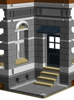 Modular Raco - Ajuntament | Modular Building Corner Inverter… | Flickr