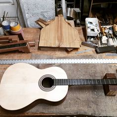 Gazouki taking shape Taking Shape, Classical Music, Musical Instruments, Wood Art, Woodworking, Shapes, Handmade, Guitars, Wooden Art