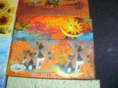 kočky Painting, Art, Painting Art, Paintings, Kunst, Paint, Draw, Art Education, Artworks