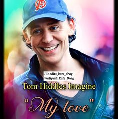"""Kate_Drag on Instagram: """"A sweet imagine for you ❤️❤️ I hope you'll enjoy this, I had so much fun writing this! 😊😊😊 Forgive me if there are some typos or grammar…"""" Cool Writing, Forgive Me, Tom Hiddleston, I Hope You, Typo, Grammar, Forgiveness, You And I, My Love"""