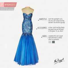 Want the Red-carpet look for prom? Here are some helpful fashion tips for your big night!