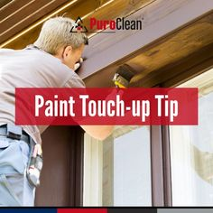 Touching up the paint occasionally can leave your home looking fresh. Focus on trim, railings, and decks. A simple wire brush can help remove flaking paint.