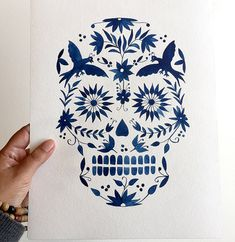 Day of the Dead by claudiacalderas on Etsy