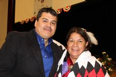 Brandon Sazue previously served as chairman of the South Dakota tribe from 2008-2010 and again from 2012-2014.