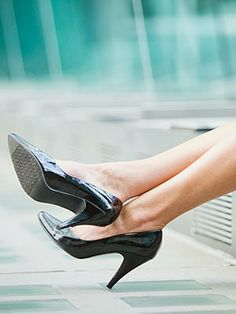 The 10 Most Annoying Shoe Problems--Solved!