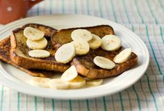 Sensational, Easy Egg-Free French Toast