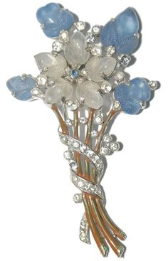 0ea468c72b98f 1718 Best Brooches images in 2019 | Brooches, Antique jewelry, Gemstones