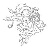 *Stamp* - Christmas Gift - lili of the valley