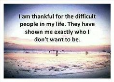 The truth of difficult people.