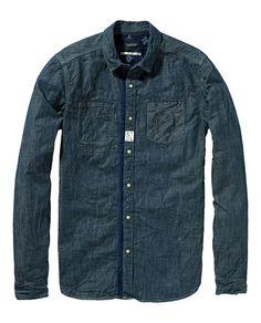 Japanese Inspired Shirt - Scotch