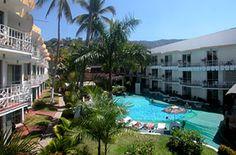 Hotel El Tropicano, Acapulco Guerrero - El primer hotel de la costera a una cuadra de la playa, junto al Wal Mart, Jai-Alai y Baby O, cerca del Cici y del Centro de Convenciones.