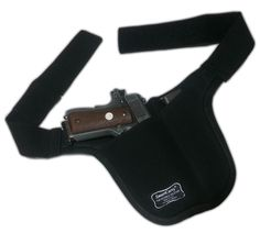 SmartCarry is pleased to offer our line of gun holsters like this Single Pocket Concealed Carry holster and much more! Browse our selection online today!
