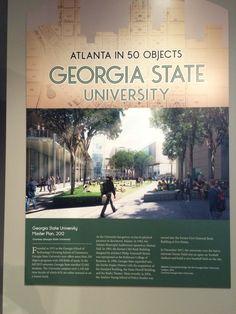 Atlanta History Center GSU Exhibit