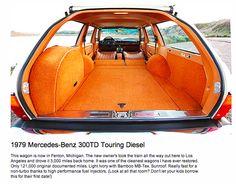 1979 Mercedes Touring Diesel