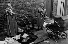 Chapel Market, Islington, London, Great Britain, 1961
