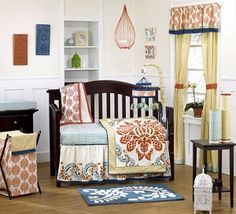 Surie Crib Bedding by Cocalo Couture