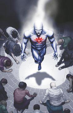 Michael Choi - Captain Atom