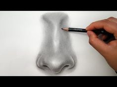 Follow me as I teach you how to draw a nose via simple step by step instructions. Learn to draw a realistic nose in 7 simple steps, starting with just a circle!