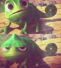 Pascal -  Rapunzel: A Tangled Tale (2010) #waltdisney