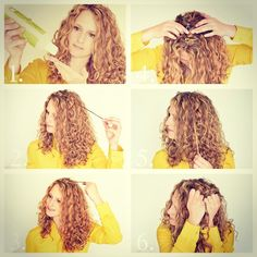 how to fix frizzy spots in only 5 minutes: 1. take a little bit of your styler 2. cover a small section of the frizzy spot with it 3. roll the section around your finger until your finger reaches your scalp 4. fix it with a bobby pin and leave it there for 2-3 minutes 5. take out the bobby pin and stretch your curls in case they're too curly 6. finish by scrunching and shaking ➰ visit my blog for more details ➰ #curls #curly #curlyhair #frizzfreecurls #devacurl #tip #howto #naturallycurly…