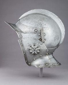 Burgonet | German, probably Augsburg | The Met
