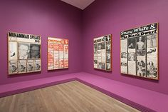 """The EY Exhibition: The World Goes Pop"" at Tate Modern, London, 2015"