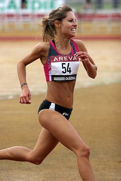 I'd kill for my body to look like that when I run. Gotta keep it up...