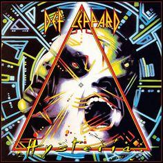 Def Leppard - 1987 - Hysteria