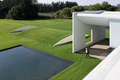 Steven Holl / Herning museum |Shared by Sparano + Mooney Architecture|