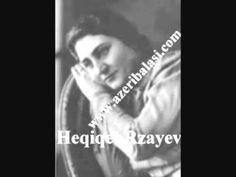 Heqiqet Rzayeva - Gacax Nebi