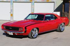 1969 CHEVROLET CAMARO  Maintenance/restoration of old/vintage vehicles: the material for new cogs/casters/gears/pads could be cast polyamide which I (Cast polyamide) can produce. My contact: tatjana.alic@windowslive.com